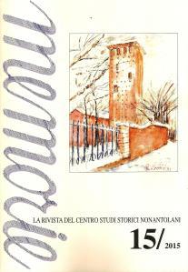 Camillo Tosatti - in Memorie, Nonantola