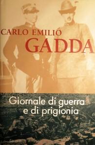 Gadda Diario di prigionia