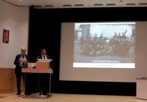 Londra - 31 ago 2014 - Convegno British Library
