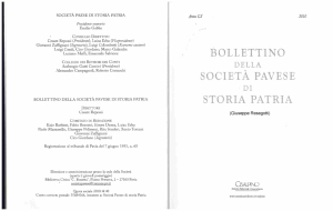 """G. Resegotti, C. Giordano (a cura di) Diario di guerra e prigionia, 1917, in """"Bollettino della"""