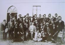 Giuseppe Denti e la banda