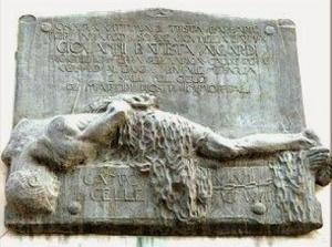 Cimitero di Staglieno, tomba di Aicardi